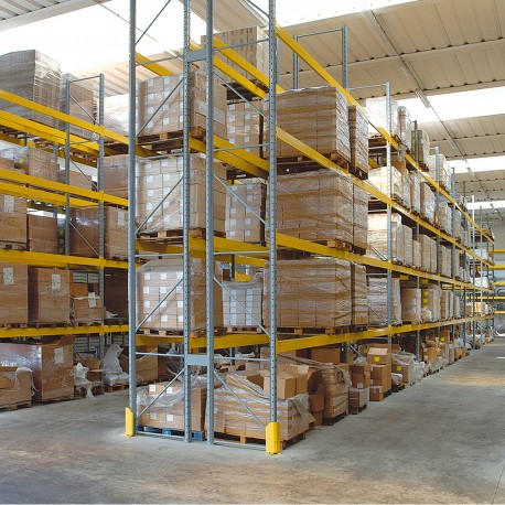 Scaffali Portapallet Industriali.Portapallet M110 80 Scaffale Per Bancali Scaffale Per Pallet